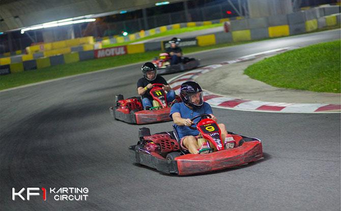 KF1 Karting Circuit