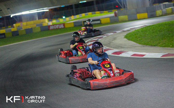 KF1 Karting Circuit