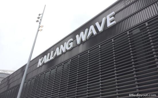 Kallang Wave Food Court