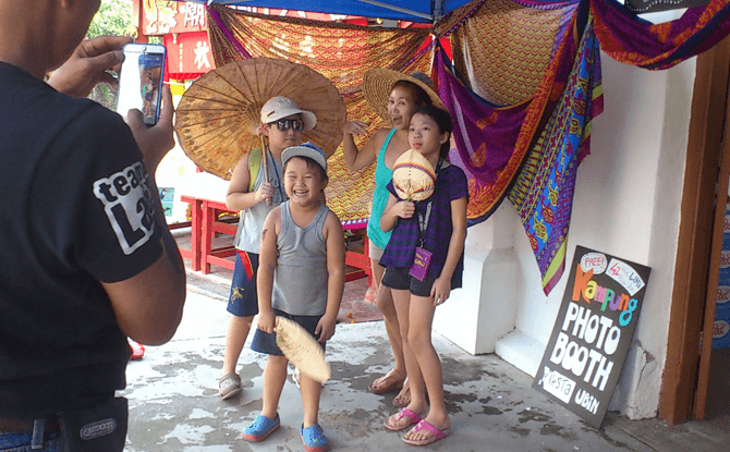 Kampung Photo Booth