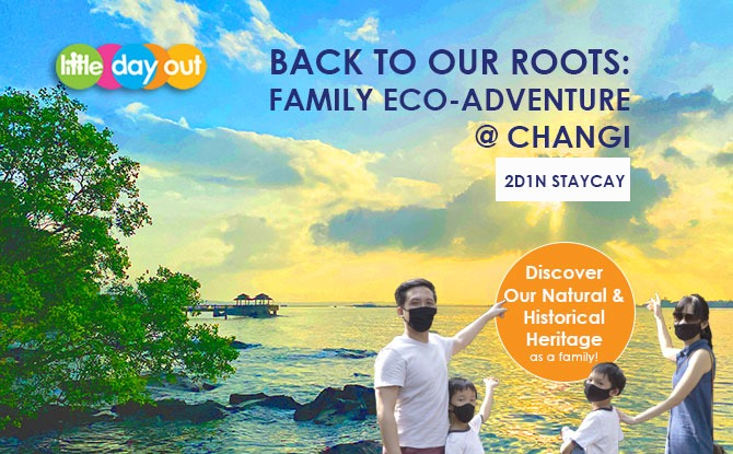 Little Day Out's Family Eco-Adventure @ Changi