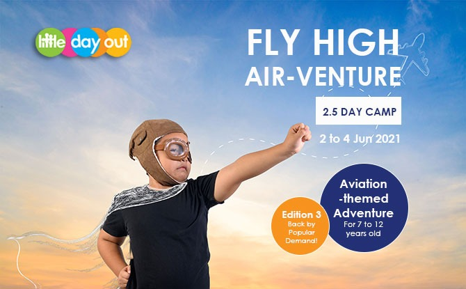 Little Day Out's Fly High Air-venture Camp Edition 3