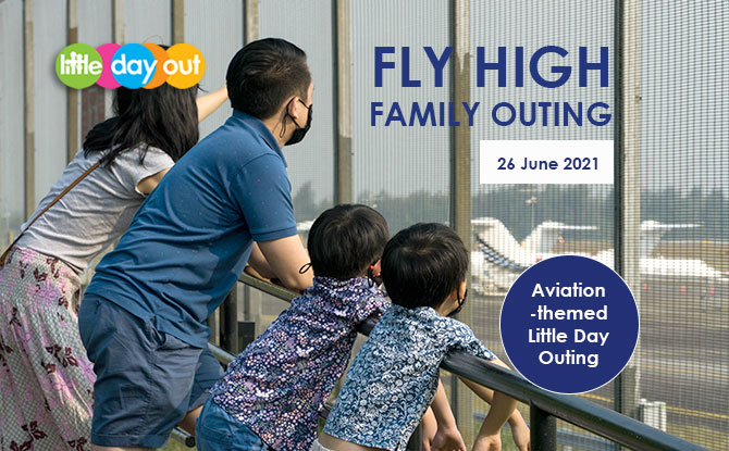 Fly High Family Outing