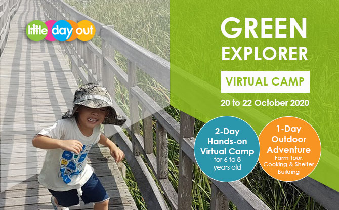 Join A Highly Experiential Green Explorer Camp This October School Break!