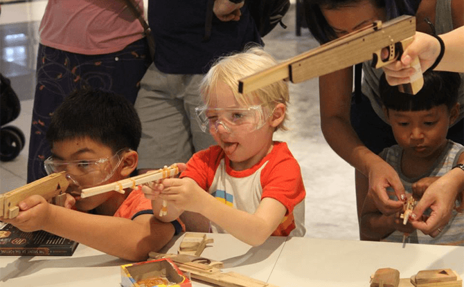 Centrepoint's Makers' Festival