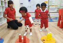 MindChamps PreSchool Changi Business Park: Placing The Child At The Centre Of It All