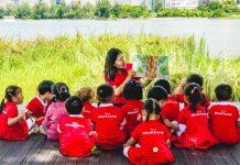 Preschool Beyond Just Classrooms Learning - MindChamps PreSchool Leisure Park Kallang