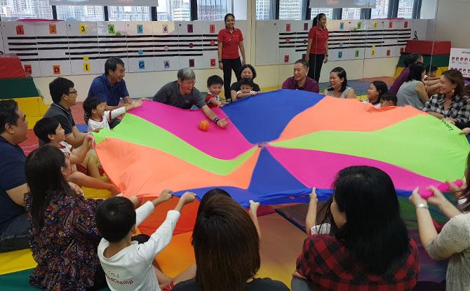 MindChamps PreSchool Zhongshan Park: Developing A Child Takes A Community