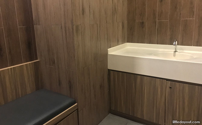 myVillage Nursing Room