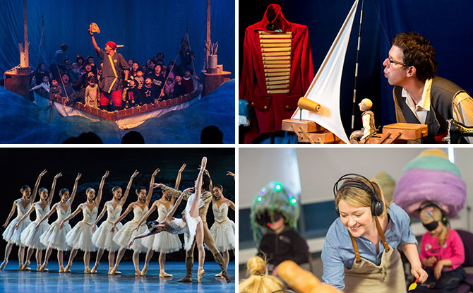 Celebrate Children's Day At Octoburst! 2019 With Imaginative Shows, A Marching Band Parade & Plenty Of Family Fun