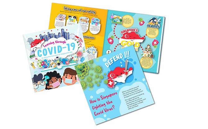 PeopleUp Singapore Launches A COVID-19 Learnbook For Singapore Households