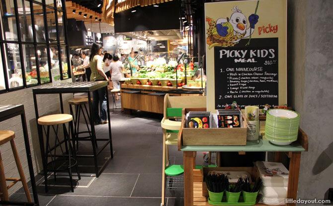 Picky Kids Counter