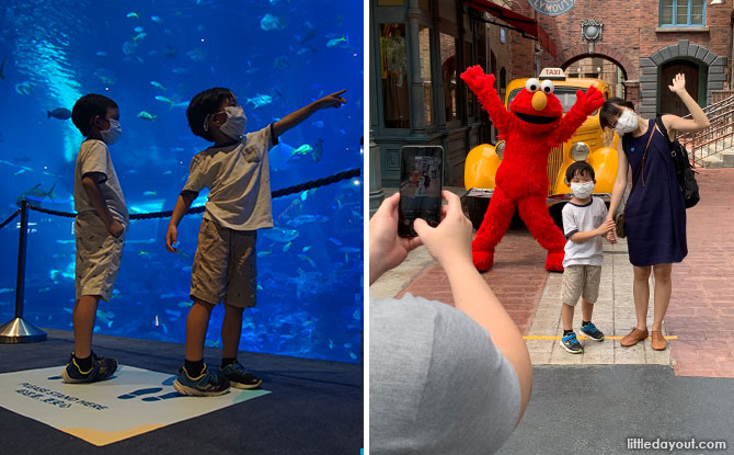 5 Essential Things To Know About Visiting Universal Studios Singapore, S.E.A. Aquarium & Resorts World Sentosa In Phase 2