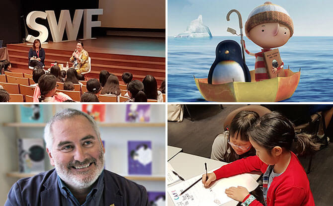 SWF Playground: Spark Creativity In Kids Through Family-friendly Events At Singapore Writers Festival 2019