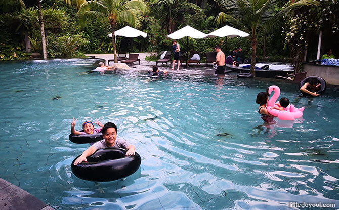 Siloso Beach Resort: A Relaxing Weekend Getaway at Sentosa's Natural Sanctuary