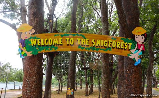 SingForest