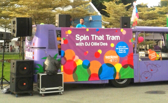 Spin That Tram