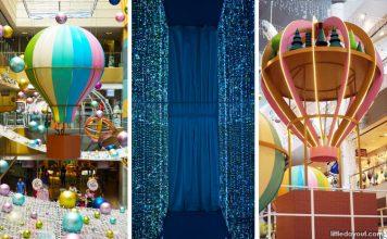 Hot Air Balloon Fiesta at Velocity@Novena Square