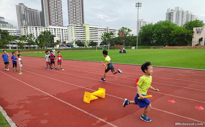 ABCs of ActiveSG Athletics