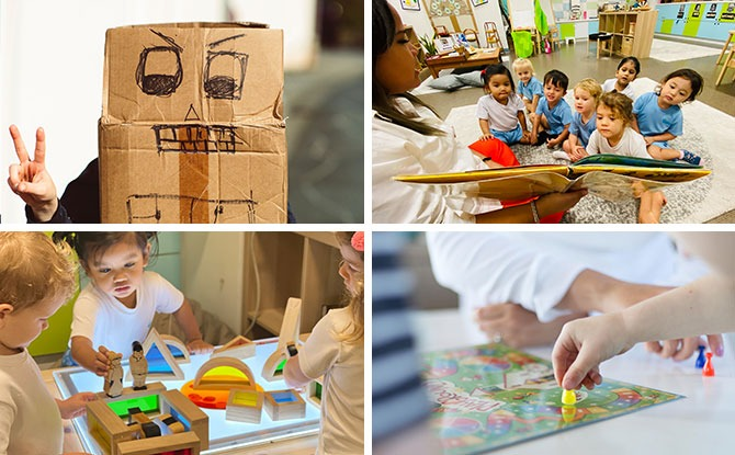 15 Top Play-based Activities For Pre-Schoolers From GEMS World Academy (Singapore) Educators