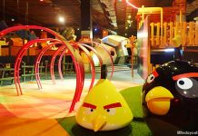 Angry Birds Activity Park in Johor Bahru: The Active Indoors