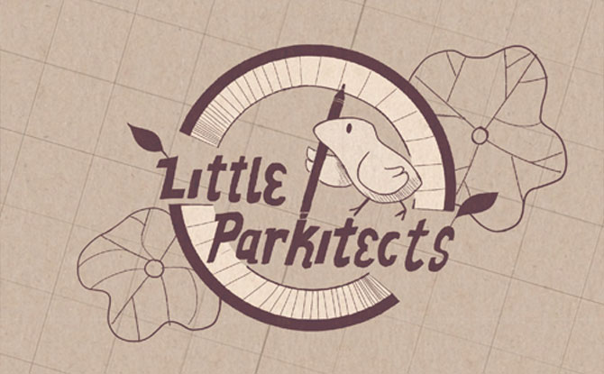 Little Parkitects: Architectural Concept Sketching