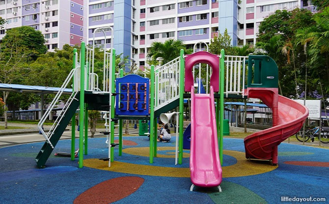 Pasir Ris Atlantis Park and Playground