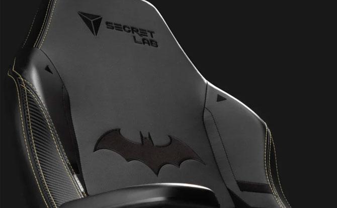 Check out the latest Bat-tech merchandise