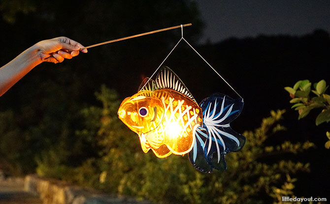 Atmospheric Parks To Enjoy Lantern Walks In Singapore During The Mid-Autumn Festival