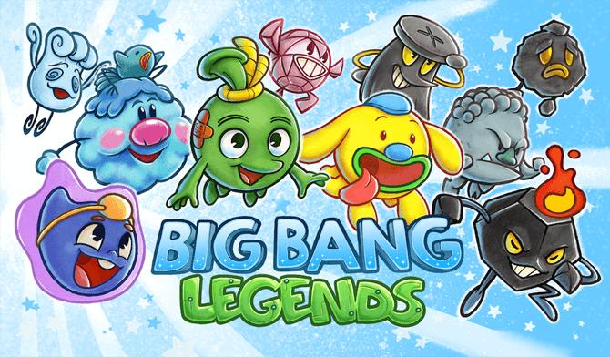 Lightneer's Big Bang Legends App