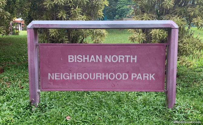 Bishan North Neighbourhood Park