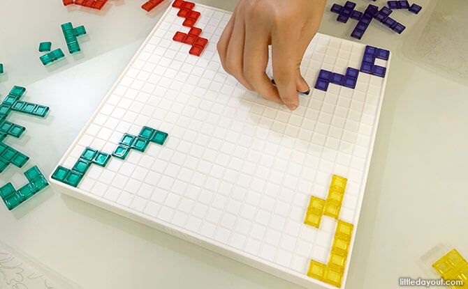 Blokus Game Review