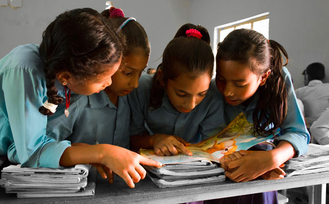 Raising Funds For Students In Nepal