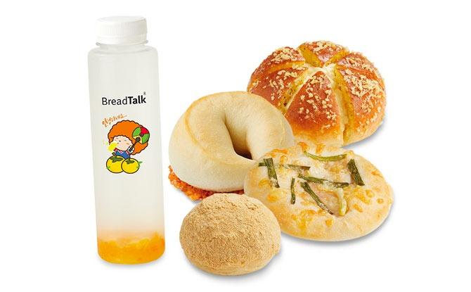 Other 'Seoulfully Good' Korean Inspired Breads
