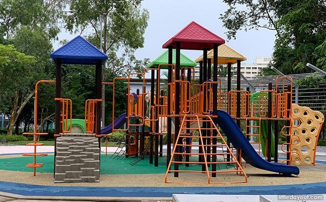 Brontosaur Park Playground