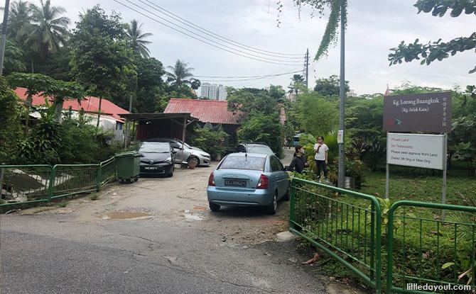 Visiting Kampong Lorong Buangkok, Singapore's Last Mainland Village