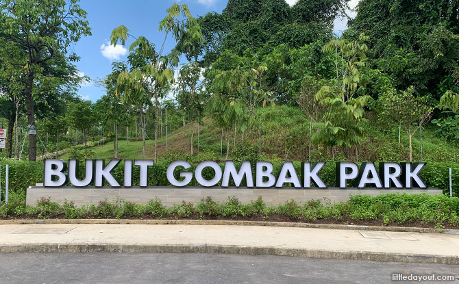 How to get to Bukit Gombak Park