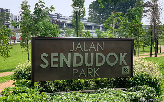 Jalan Sendudok Park