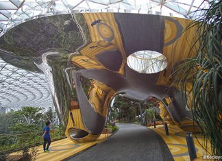 Canopy Park At Jewel Changi Airport: Where A World Of Play Attractions Await