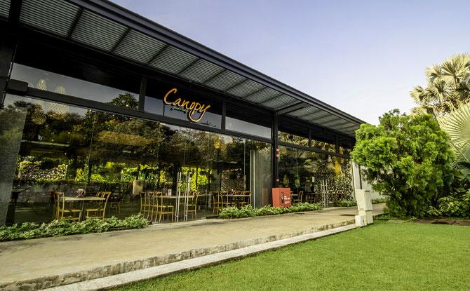 Canopy Garden Dining Hort Park