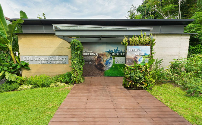 Change The Present, Save The Future: Learn About Singapore's Green Efforts