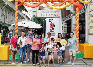A Chinatown Walking Tour: On The Heritage & Food Trail