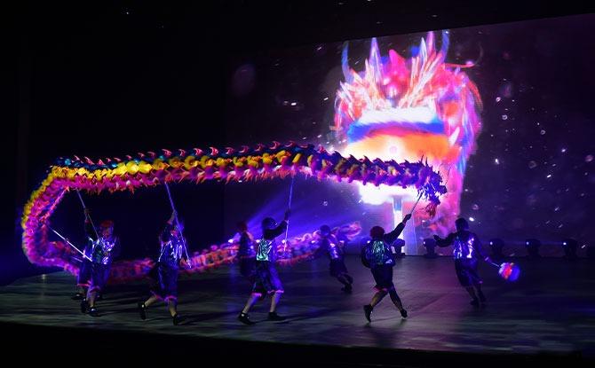 Segment 1- Dragon Dance