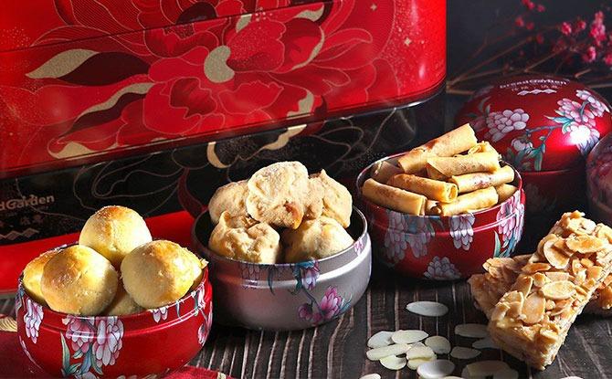 Chinese New Year Goodies 2021 Bread Garden