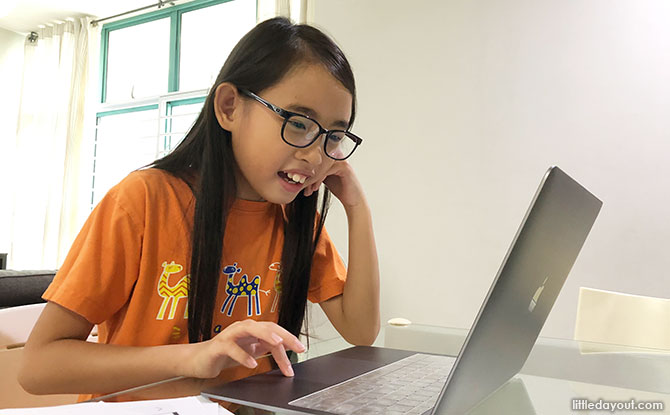 Coding Lab Review: LIVE Home-based Learning Coding Class