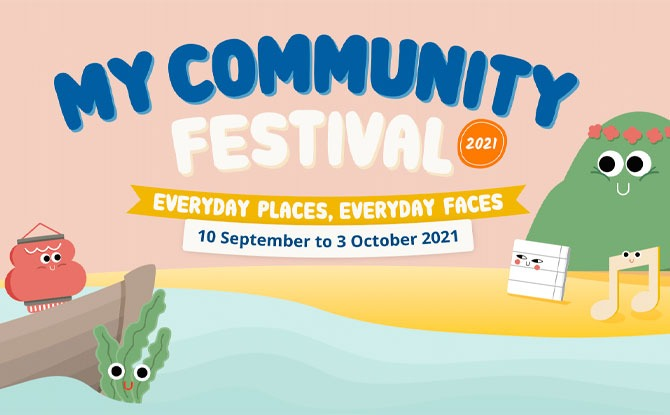 My Community Festival: 5 Fun Activities To Discover Singapore's Community