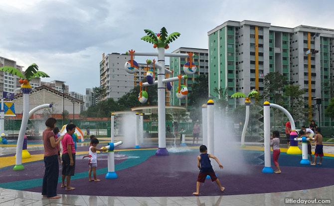 Oasis @ Yishun Community Water Park