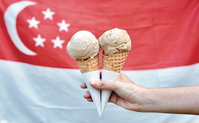 Creamier Has Kopi, Teh & Kaya Toast Flavours To Celebrate National Day