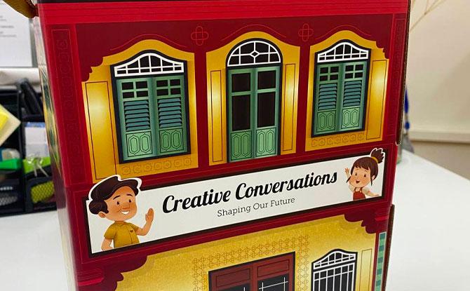 ECDA Launches Creative Conversations: Heritage Resource Kit For Preschoolers