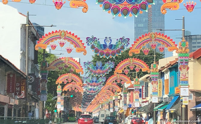 Deepavali 2021: Celebrate The Festival Of Lights In Little India